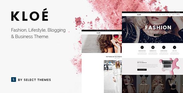 Kloe v1.1.1 — Fashion & Lifestyle Multi-Purpose Theme