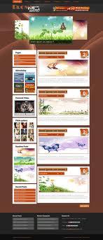 Brown Wind Free WordPress Theme