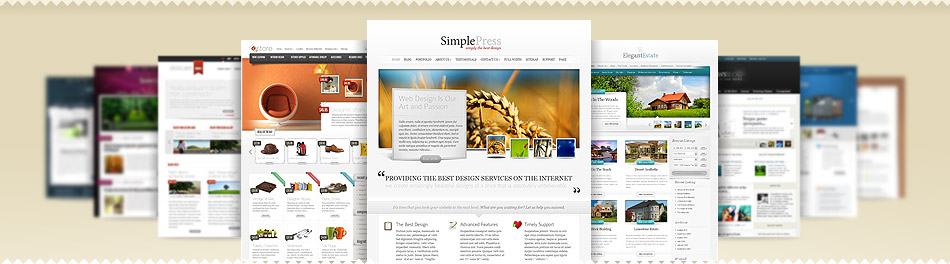 ElegantThemes – AiO PACK UPDATED 20082011 for WordPress