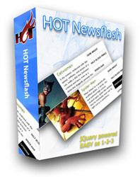 HOT Newsflash – Joomla Newsflash Rotator