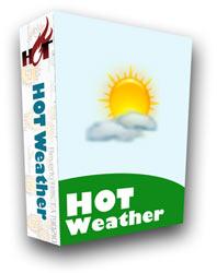 HOT Weather – Joomla Weather Forecast Module