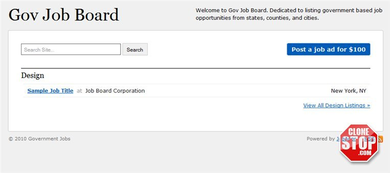 Job Appr: FREE Job Board Software