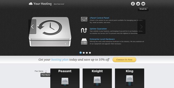 Marketing – mfx – Hosting Landing Page