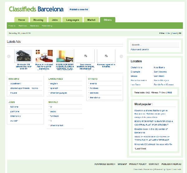 Open Classifieds 1.6.4