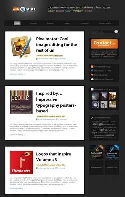 "ThemeForest Cracks – ""only the best"" WordPress Community Theme"