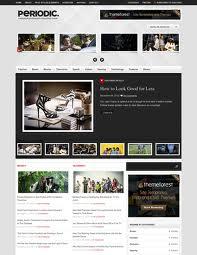 ThemeForest Periodic – A Premium WordPress Magazine Theme