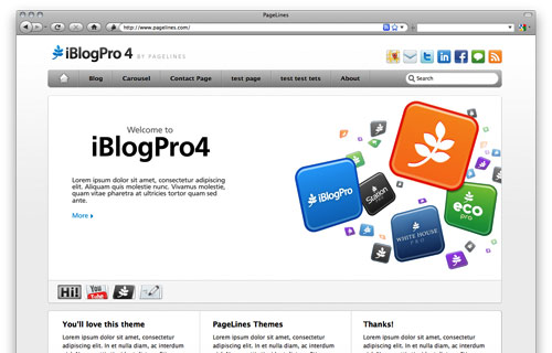 PageLines iBlog Pro v4.2.4 – Premium WordPress Theme