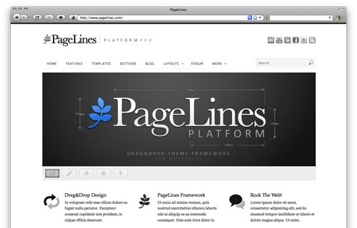 PageLines PlatformPro – Premium WordPress Theme