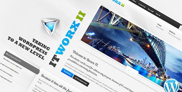 ThemeForest ITWORX II – Premium Multipurpose WordPress theme