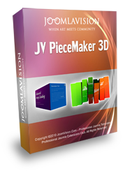JV PieceMaker 3D Slider J1.5 by zootemplate
