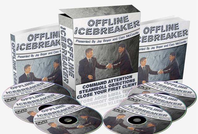 Offline Ice-Breaker