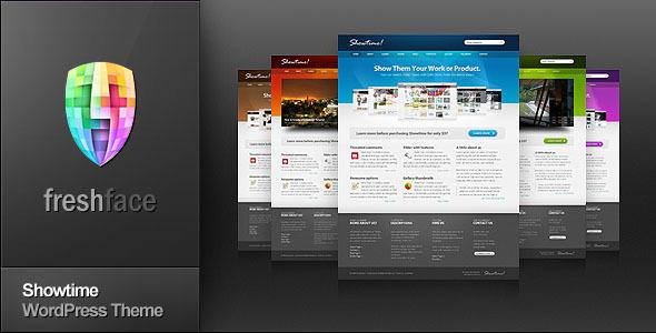 Showtime v3.0 – Business and Portfolio WordPress Theme by ThemeForest