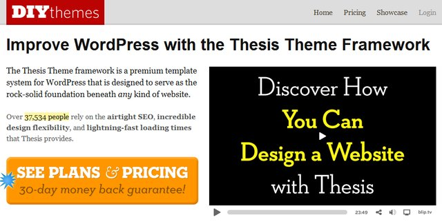Thesis Theme Framework v1.8.2 for WordPress 3.2 by DIYthemes