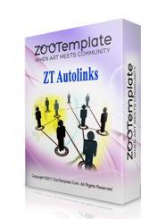 ZT Autolinks SEO component for Joomla 1.5 by ZooTemplate