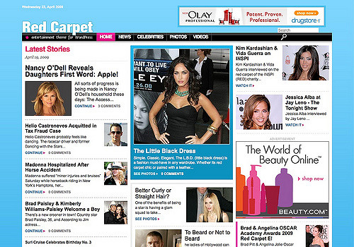 DeluxeThemes – Red Carpet For WordPress Theme