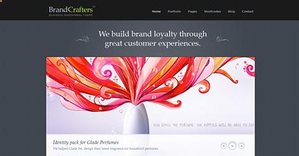Brand Crafters – Corporate WordPress Theme v1.0.5