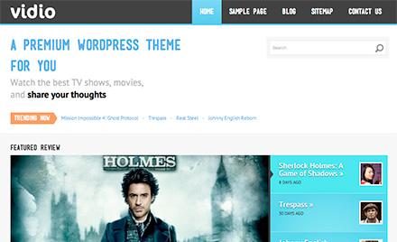 ColorLabs – Vidio v1.0.0 for WordPress Theme