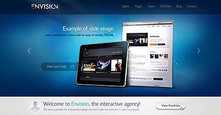 Envision – Modern Corporate WordPress Theme v1.0.12