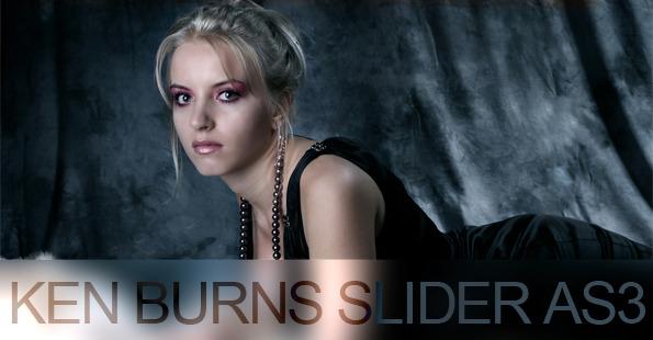 Ken Burns Slider As3 2012 Activeden