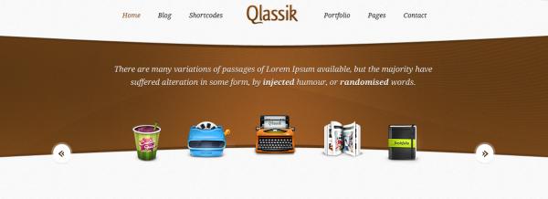 Qlassik – Corporate business wordpress theme v1.0.6