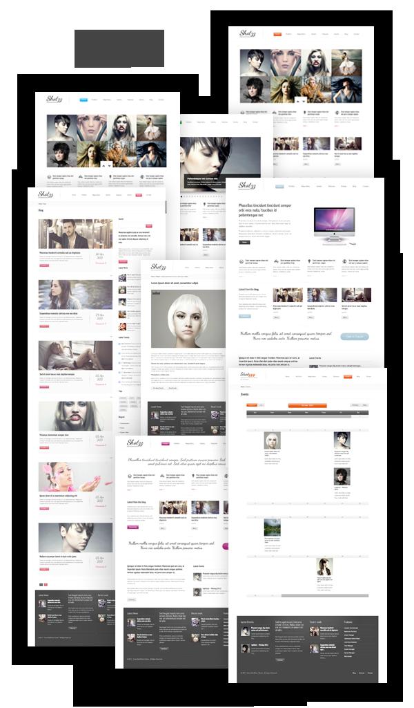 Shotzz – Premium WordPress Portfolio Theme v2.0