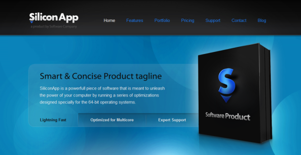 SiliconApp – Software application wordpress theme v1.0.14