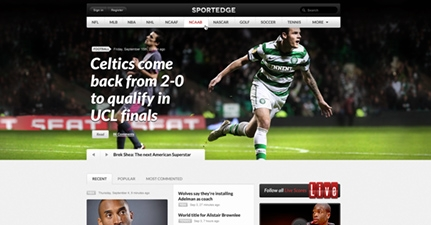 SportEdge Magazine – Football, Soccer & Sport WordPress theme v1.0.1