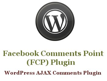 WordPress Plugin: Facebook Comments Point (FCP)