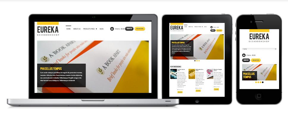 Eureka E-Commerce WordPress Themes v1.2.0 – ColorLabs