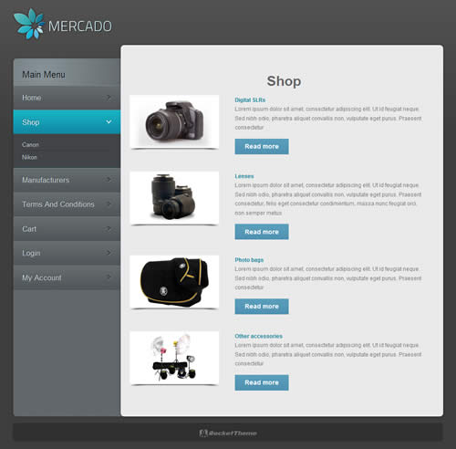 RT Mercado v1.6.6 for Joomla 2.5 template