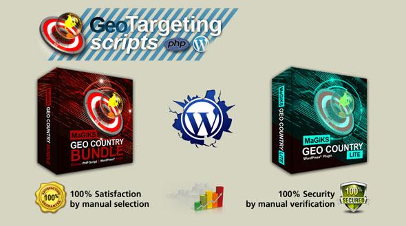 MaGiKS Geo Country Bundle – Premium WP Plugin