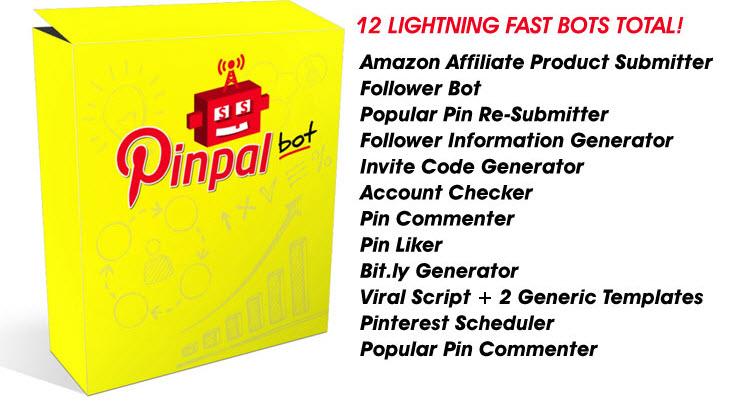 PinPal Bot V3.0.6.7 CRACKED