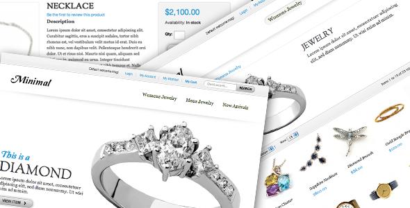 ThemeForest eCommerce – Miniml Magento Theme