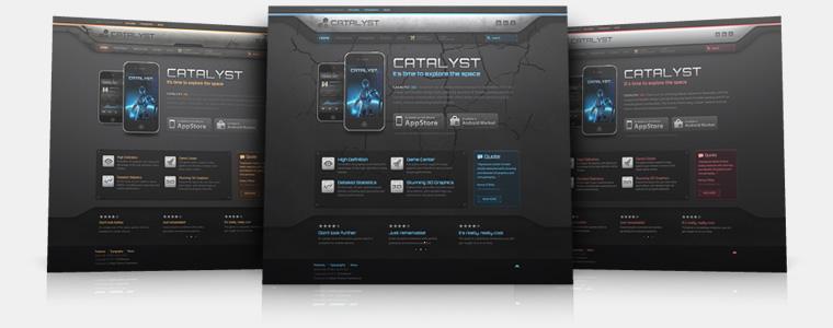 YooTheme Catalyst WordPress Theme V1.0.4 UPDATED