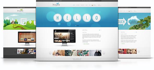 YooTheme – Inspire WordPress Theme v1.0.2