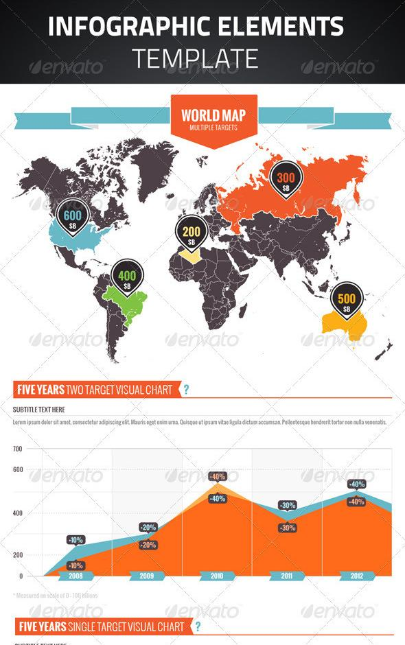 GraphicRiver – Infographic Elements