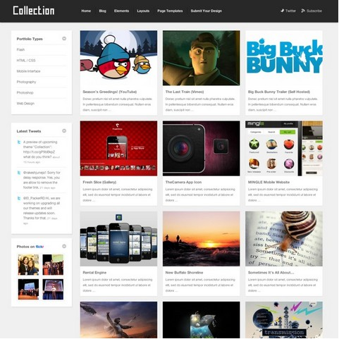 Collection 1.0.2 – ThemeJunkie WordPress Theme