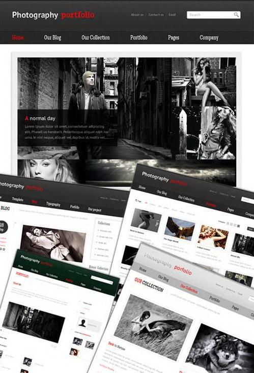 TemPlaza – Photography v2.0 for Joomla 1.7 template