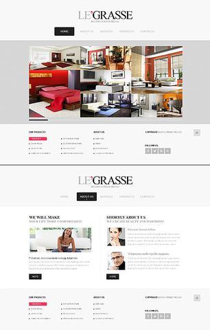 Website Template – TemplateMonster 38386