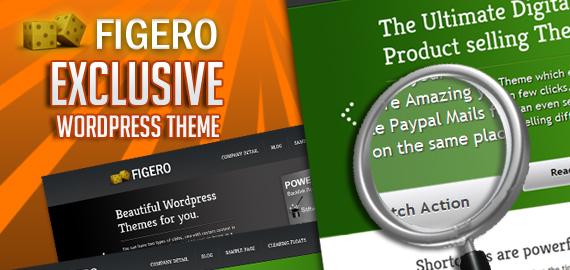 Figero v1.5 Premium WordPress Theme