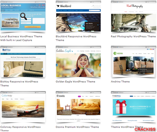 InkThemes – ALL Themes Updated 27/08/2012 – (50 Files) + Plugins + PSDs – FULL PACK