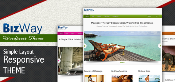 InkThemes – BizWay v.1.9 – Responsive Clean & Simple Business WordPress Theme