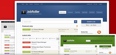 JobRoller WordPress Theme V1.5.5