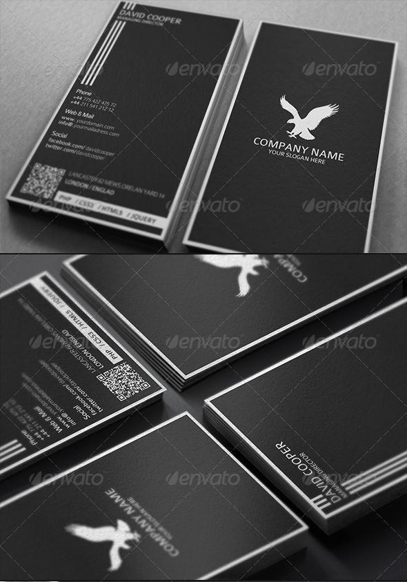 Print Templates – Creative Business Card
