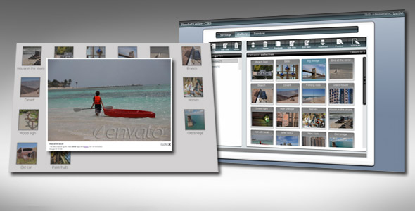 Simple Lightbox Gallery With CMS V1.2