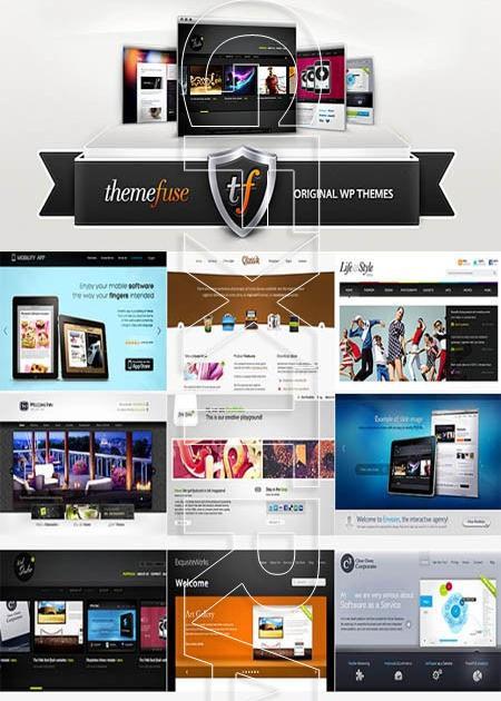 ThemeFuse: CMS WordPress Templates