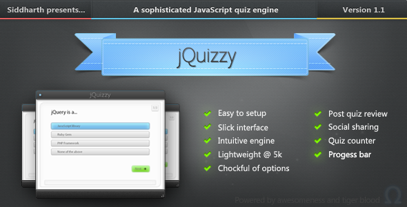 Build a Spiffy Quiz Engine – MarketPlace