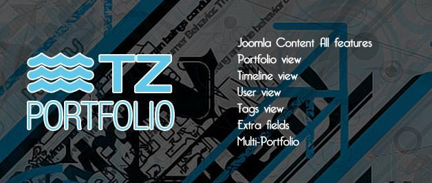 TZ Portfolio v1.5 For Joomla 2.5