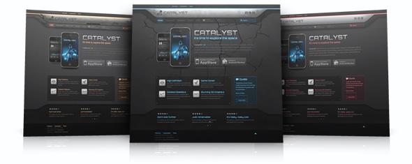 YT Catalyst Theme v1.0.7 For Joomla 3.0