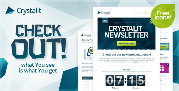 Crystalit Newsletter – What U See Is What U Get